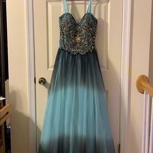 Terani Couture Prom Dress